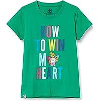 LEGO Mwa-T-Shirt Camiseta para Niñas