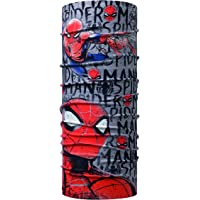 Buff Spiderman Skate Park Junior Tubular, Unisex Adulto