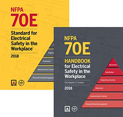 Amazon com: NFPA 70E: Standard for Electrical Safety in the