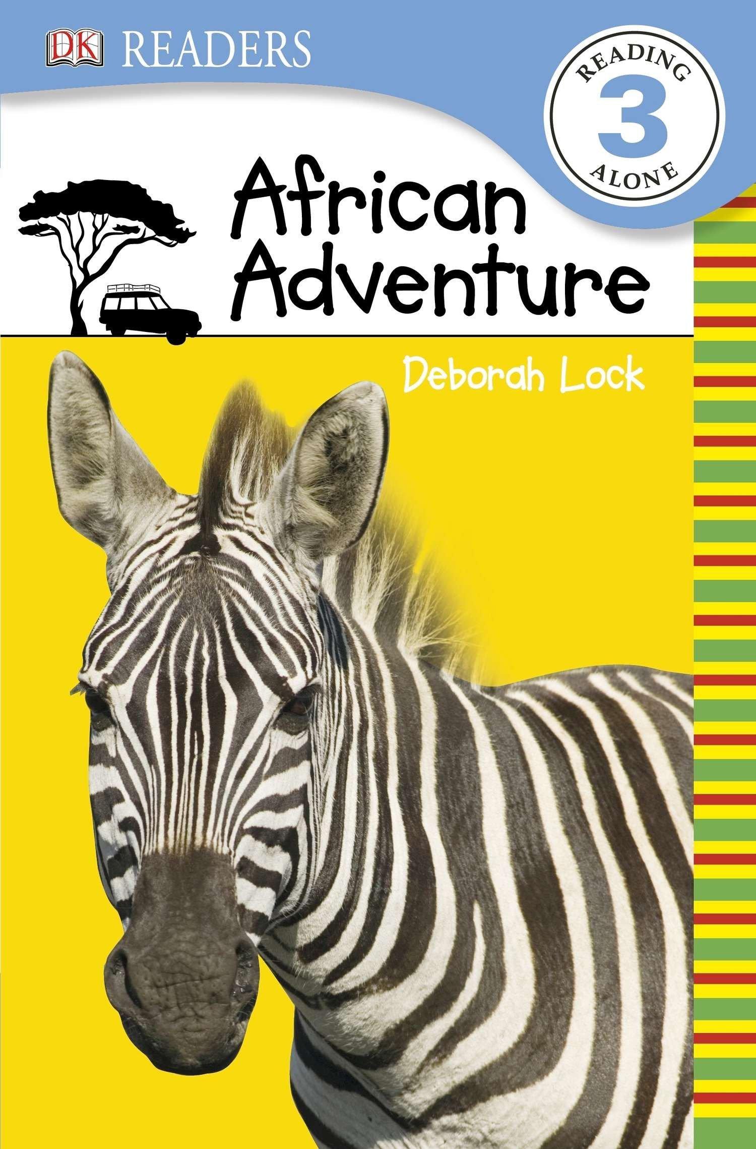 DK Readers L3: African Adventure ebook