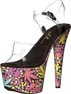 dec835901e1d Ellie Shoes Women s 709-haze Platform Sandal