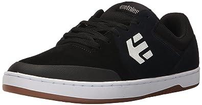 Mens Marana Skateboarding Shoes, White Etnies