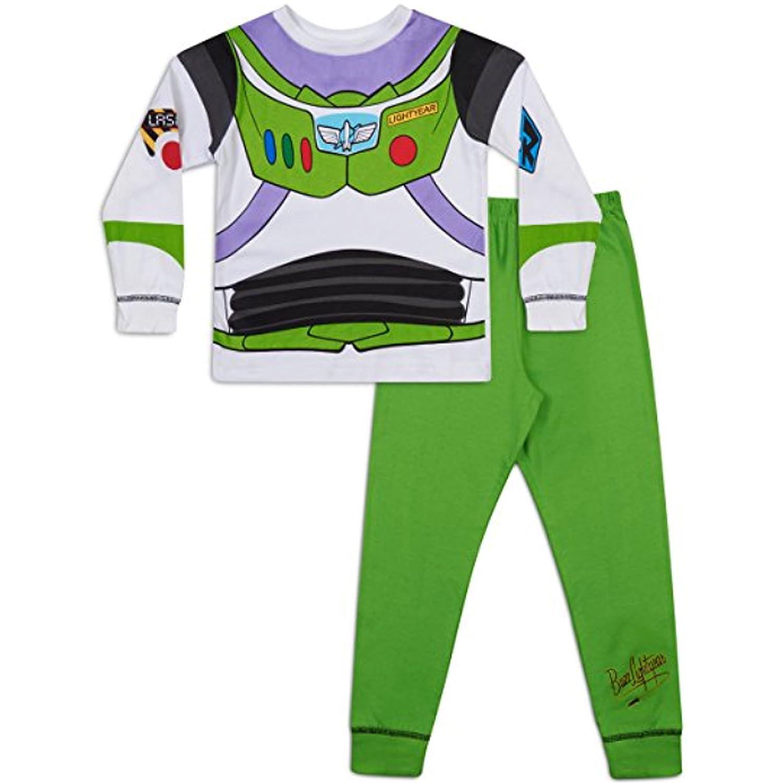 Boys Toy Story Buzz LightYear Or Woody Dressing Up Pyjamas 18-24m 2 ...