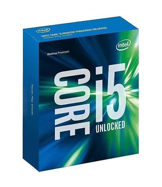 271 opinioni per Intel BX80662I56600K Processore Core i5-6600K (Skylake) Quad-Core, 3.5 GHz