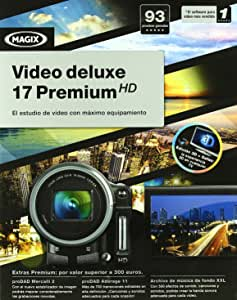 MAGIX Video Deluxe 17 Premium: Amazon.es: Software