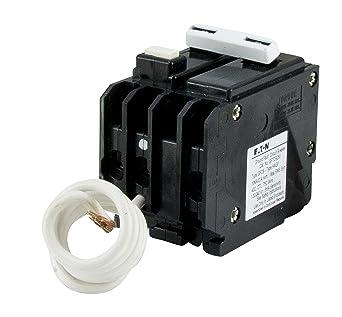 Eaton Gftcb250 Plug On Mount Type Gftcb Ground Fault Circuit Breaker 2 Pole 50 Amp 120 240 Volt Ac Amazon Com Industrial Scientific