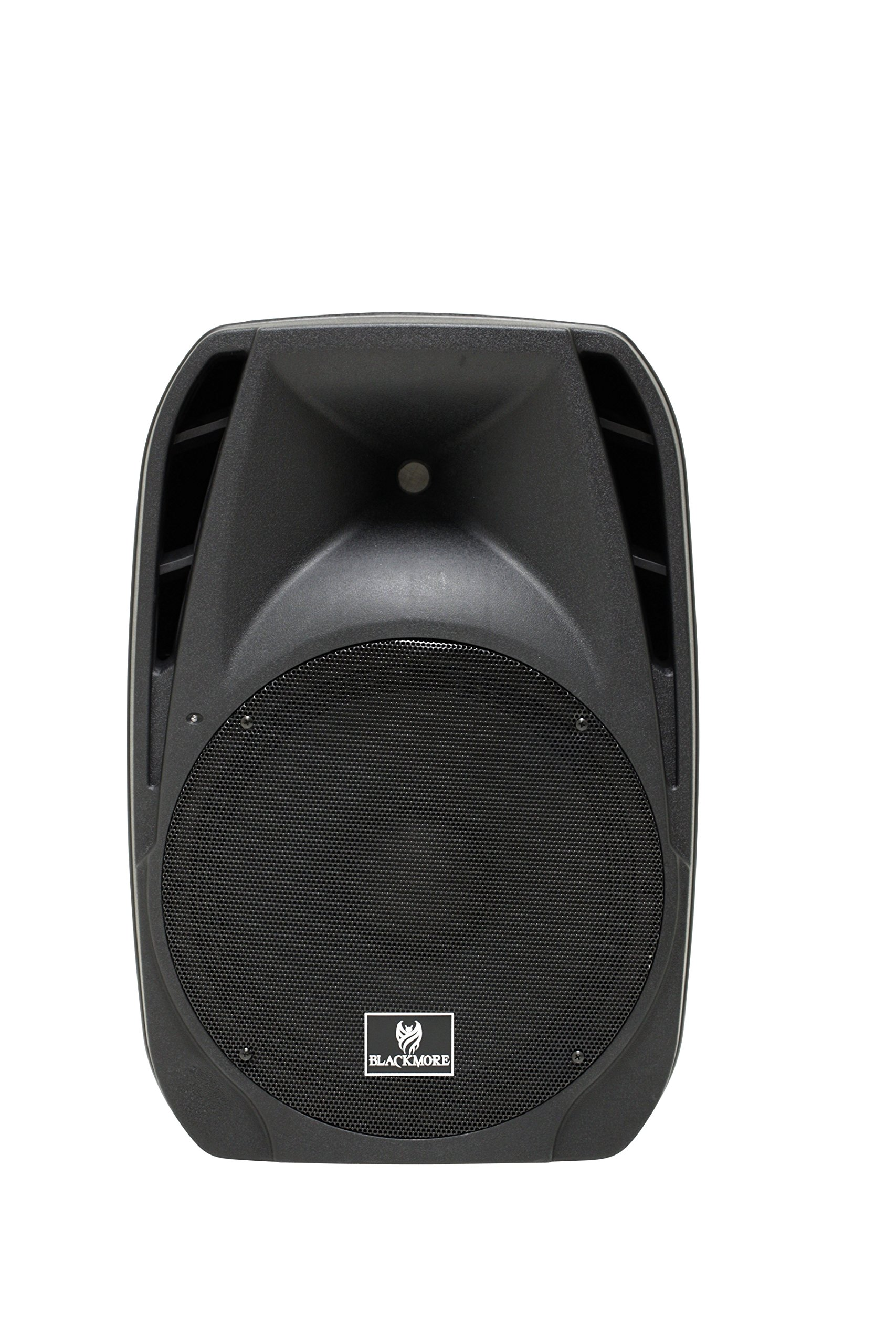 Blackmore DJ System BJP-15BT DJ Powered Amplified PA 15'' Speaker
