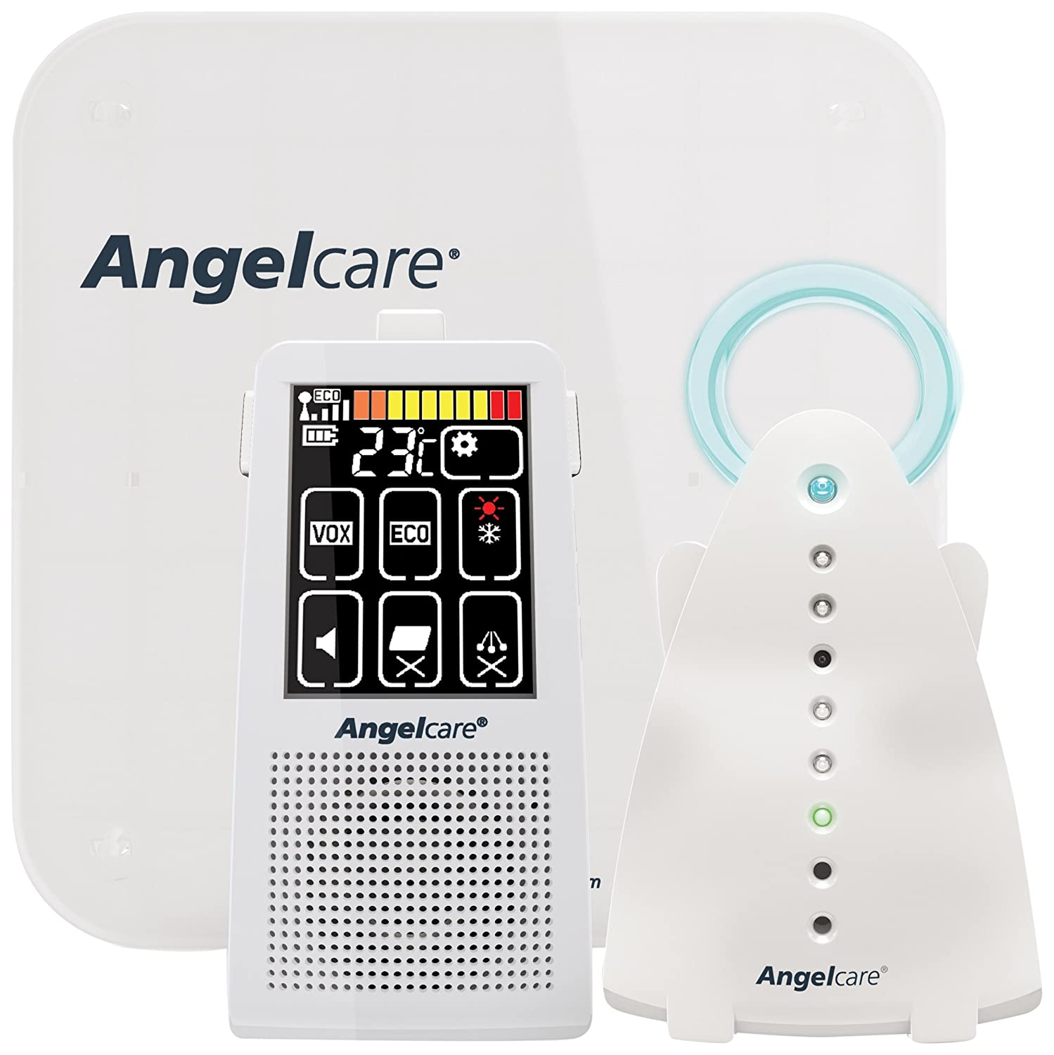 Angelcare AC701 Baby Movement Monitor, with Sound AC5701