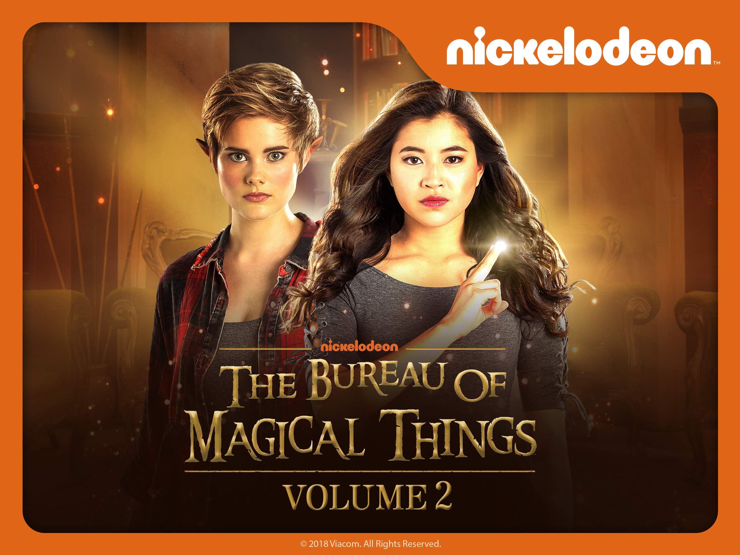 Amazon com: Watch The Bureau of Magical Things Season 2 | Prime Video