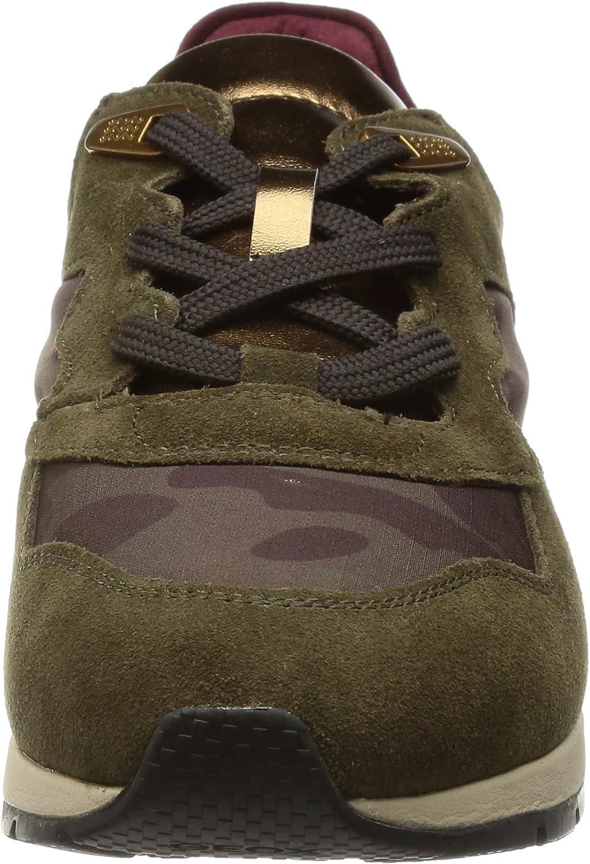Geox D Shahira, Sneaker Donna Multicolore Multicolore