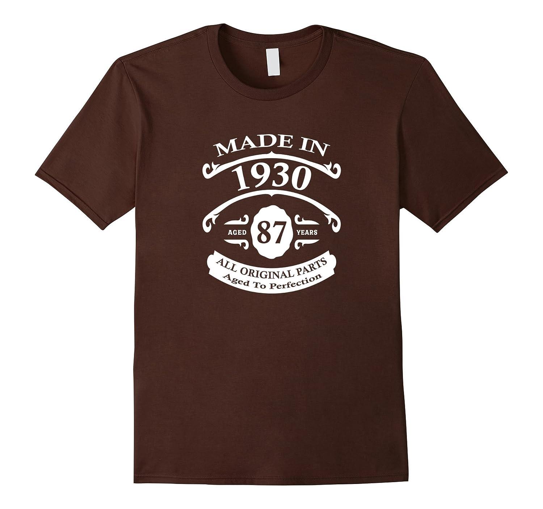 87th Birthday Gift T-Shirt-TH