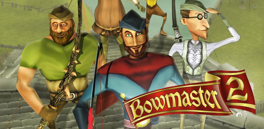 bowmaster 2 flash game