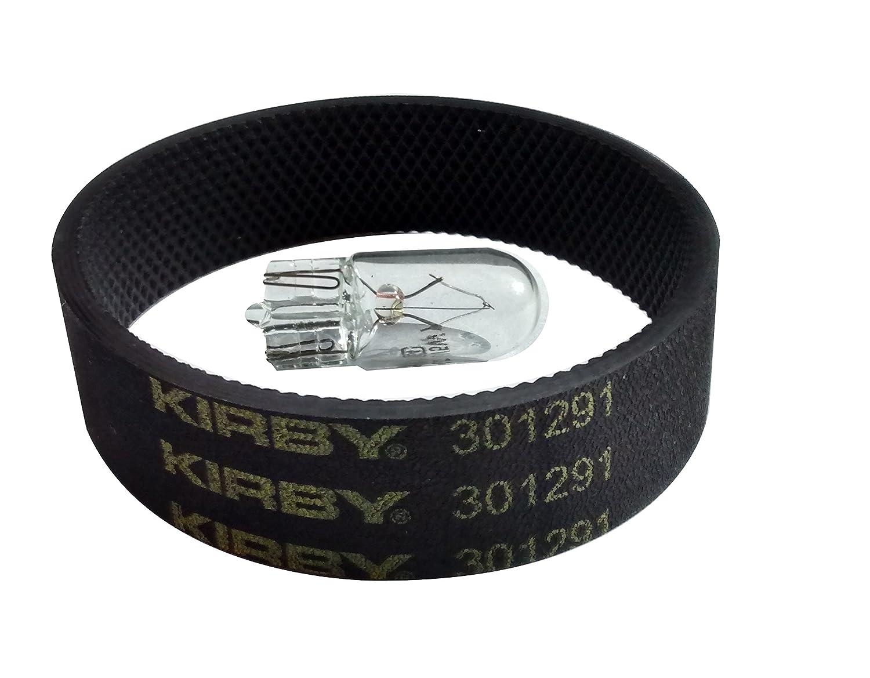 Kirby, 301291 - Cinghia di ricambio originale per aspirapolvere,adatto a tutti i modelli della serie Generation (G3, G4, G5, G6, G7, Ultimate G e Diamond Edition)