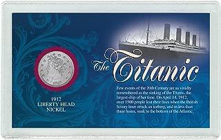 product image for American Coin Treasures Titanic Nickel-1912 Liberty Head Nickel