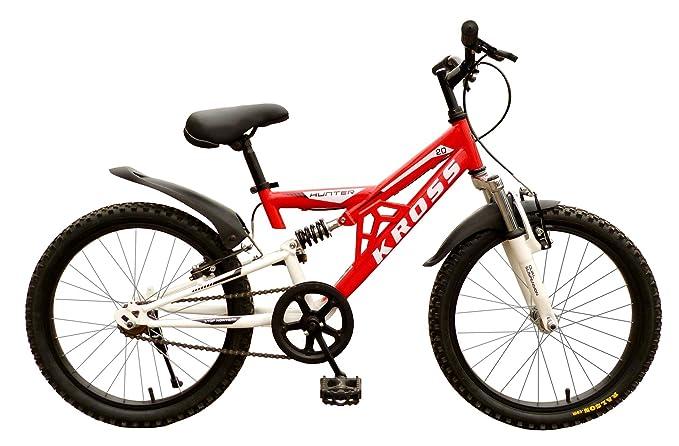 Kross 20TSS Hunter Bicycle, (Red/White)