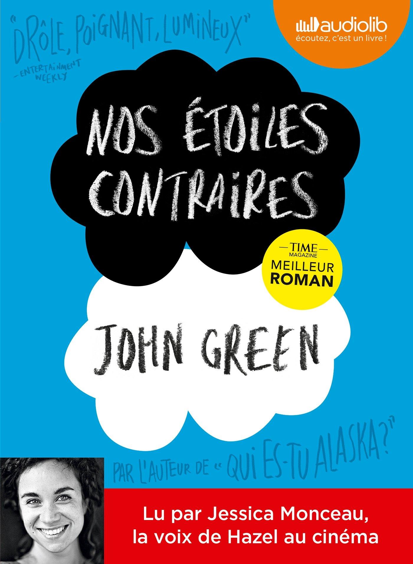 Nos Etoiles Contraires Green Jmonceau J 9782356419910