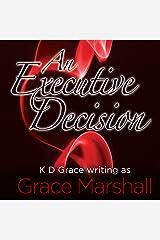 An Executive Decision: Executive Decision Series, Book 1 Audible Audiobook