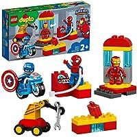 LEGO DUPLO Super Heroes 10921 Super Heroes Lab Building Kit (30 Pieces)