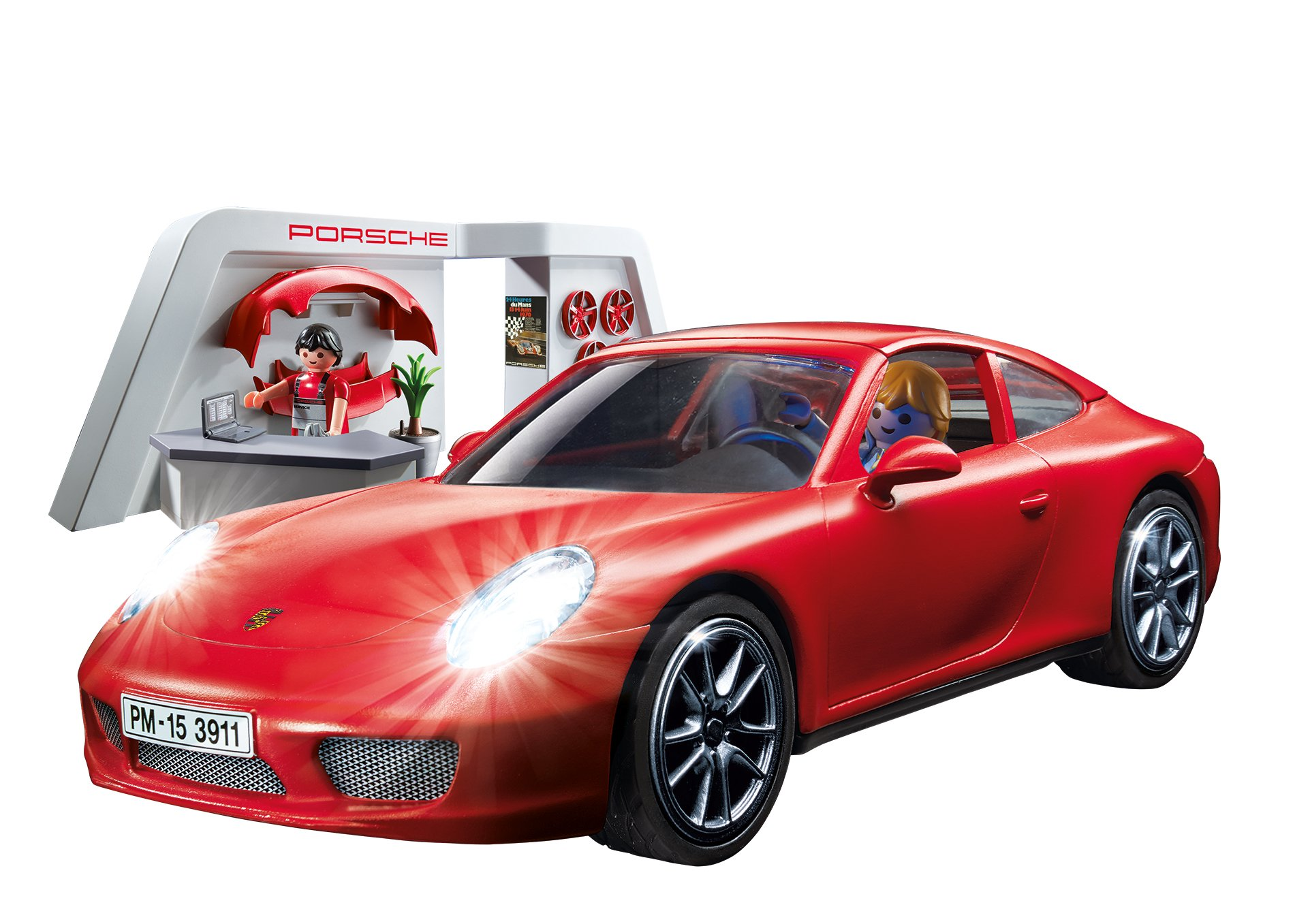 playmobil porsche 911 carrera s ebay. Black Bedroom Furniture Sets. Home Design Ideas