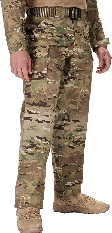 Amazon Com 5 11 Tactical Men S Combat Cargo Pant Multicamo Ripstop Military Army 74350 Clothing