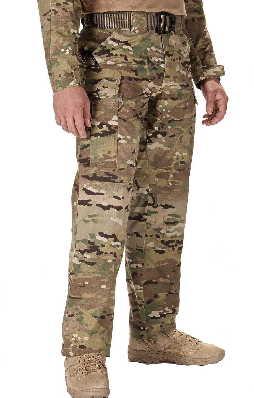 Multicamo, X-Large Short 5.11 Tactical Series 74350 Mens TDU Pant