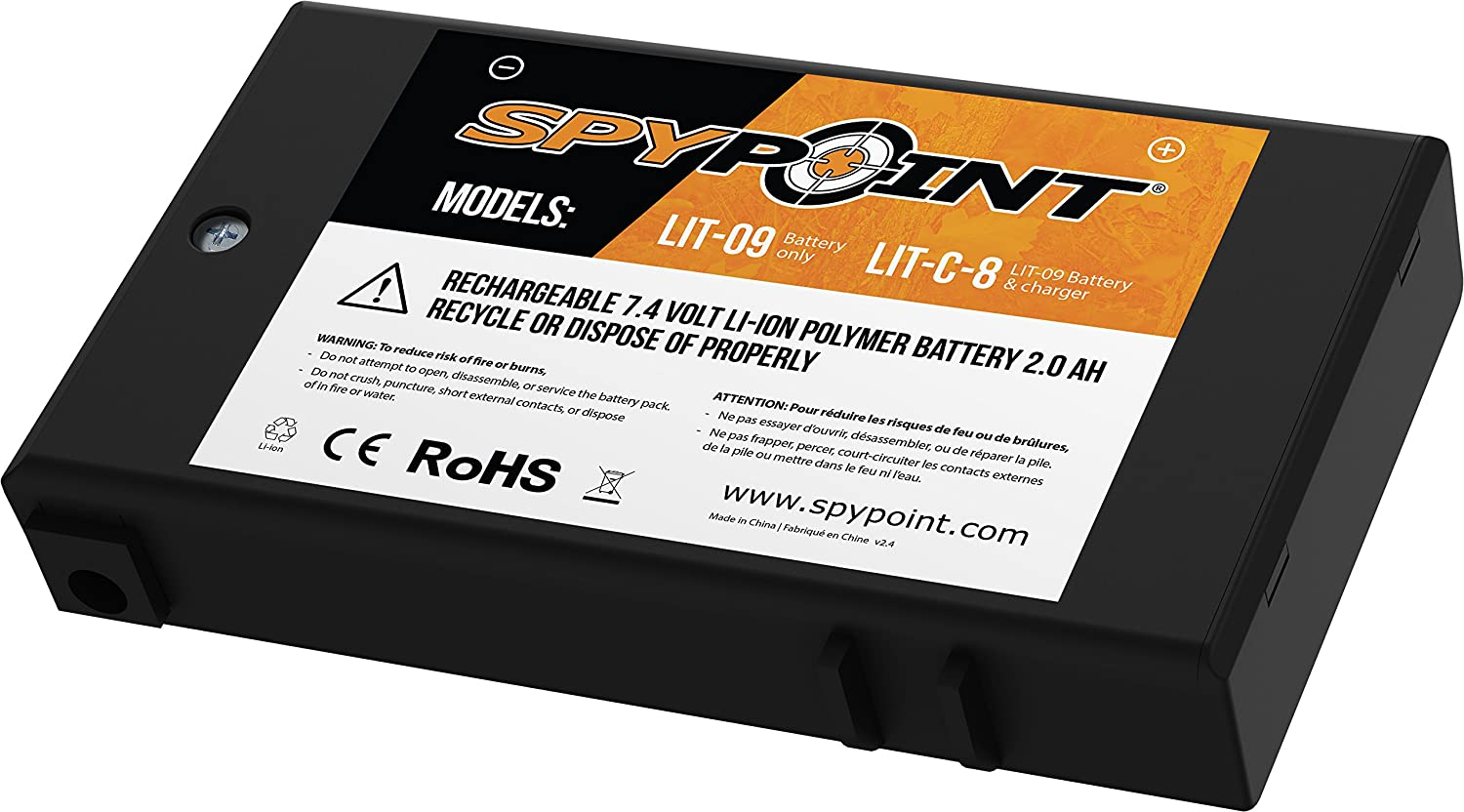 SpypointAdditional lithium battery for LIT-C-8