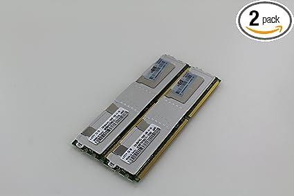 Samsung 4GB 2X 2GB DDR2 PC2-5300FB-DIMM 240Pin 667MHz Server M395T5750EZ4-CE6