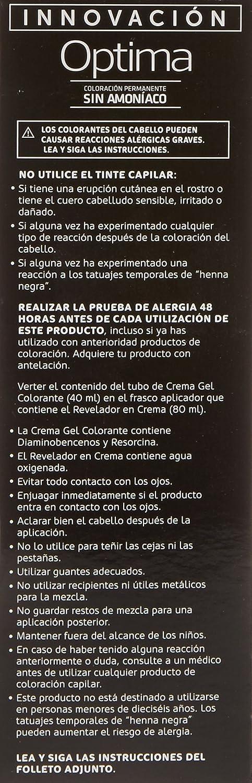 Llongueras Optima - Tinte, color 6.41-bombón chocolate, 200 gr: Amazon.es: Belleza