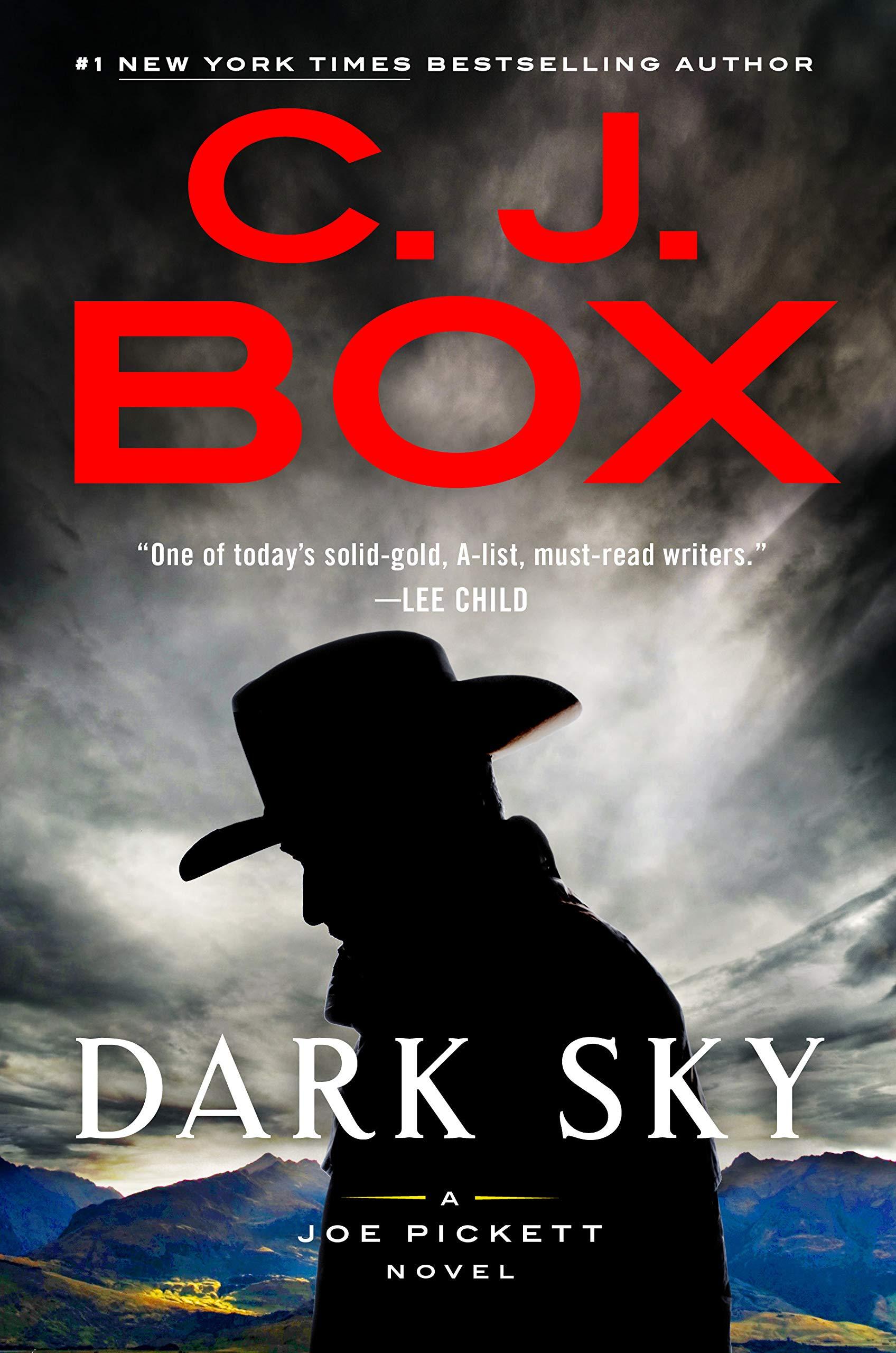 Image result for dark sky c. j. box