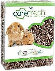 Carefresh Complete Pet Bedding Bedding, Natural.