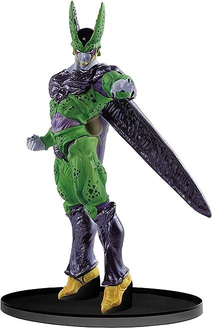 "Dragonball Z DBZ CELL Statue Figure 8/"" NEW"