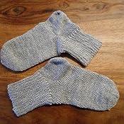 Socken Häkeln Aus Kettmaschen Einfache Schritt Für Schritt