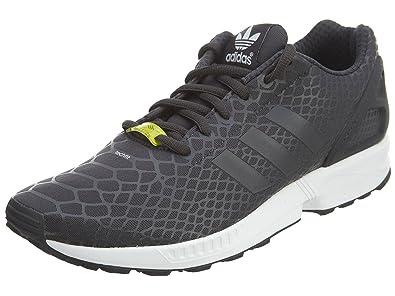 c9607506c Image Unavailable. Image not available for. Colour  adidas ZX Flux Techfit  Mens ...