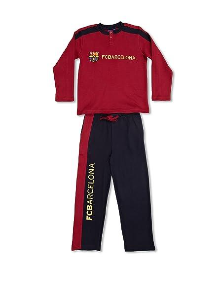Licencias Pijama F.Barcelona Granate 14 años (164 cm)