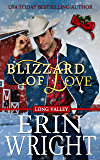 Blizzard of Love: A Western Holiday Romance Novella (Long Valley Romance Book 2)