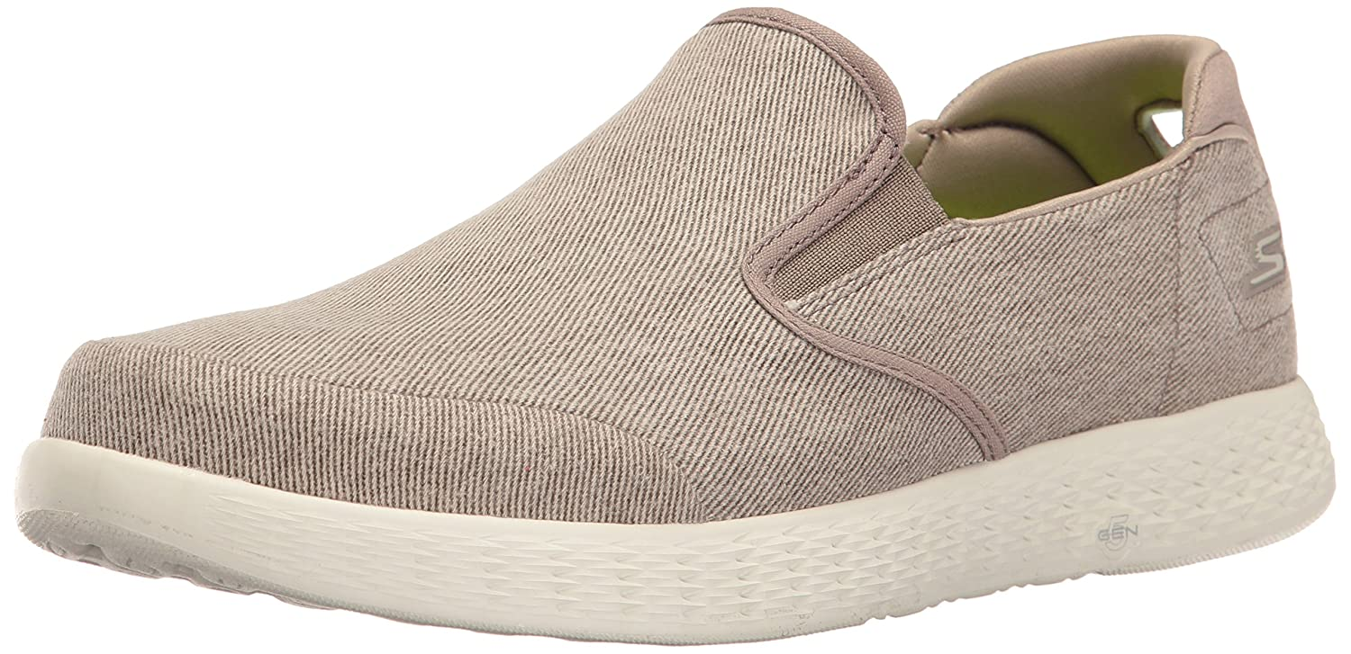 Skechers On-The-go Glide-Victorious, Zapatillas sin Cordones para Hombre