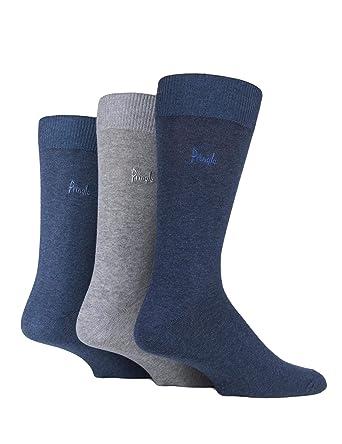 f0b143e6e4b Mens 3 Pair Pringle Endrick Plain Trouser Socks  Amazon.co.uk  Clothing