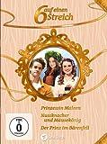 Prinzessin Maleen / Nussknacker und Mausekönig / Prinz im Bärenfell [3 DVDs]