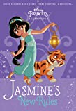 Disney Princess Beginnings: Jasmine's New Rules (Disney Princess) (A Stepping Stone Book(TM))