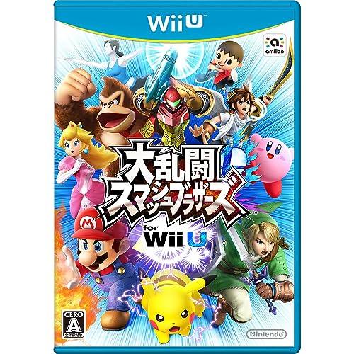 任天堂 大乱闘スマッシュブラザーズ for Wii U