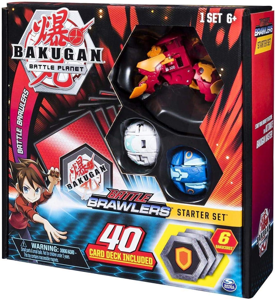 Spin Master Bakugan Starter Set - Pyrus Hydorous: Amazon.es ...