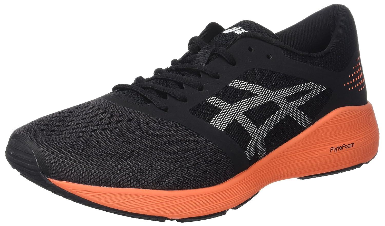 Asics T7d2n9030, Zapatillas de Running para Hombre 44 EU Negro (Black / Hot Orange / White)