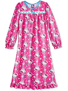 77903613104b Amazon.com  Disney Minnie Mouse Girls Flannel Granny Gown Nightgown ...