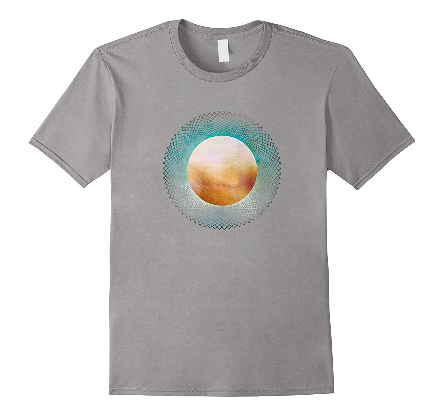 d216a8c4 Space Science Geometric T-Shirt - The Window-ANZ ⋆ Anztshirt
