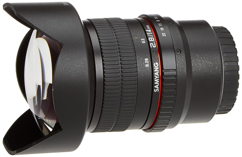 Samyang F Objetivo fotográfico DSLR para Micro Cuatro Tercios distancia focal fija