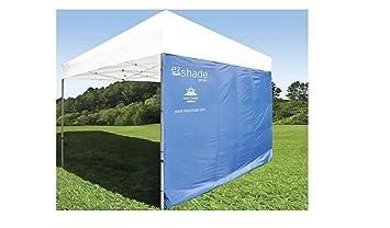 ezShade 10u0027x10u0027 Angled Leg Canopy Sidewall -Blocks 99% UVA/UVB  sc 1 st  Amazon.com & Amazon.com : SUPERIOR SUN PROTECTION: ezShade Canopy Sunshield ...