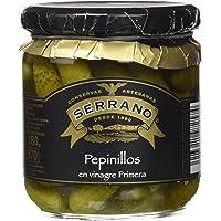 Serrano Pepinillos en Vinagre - 500 gr