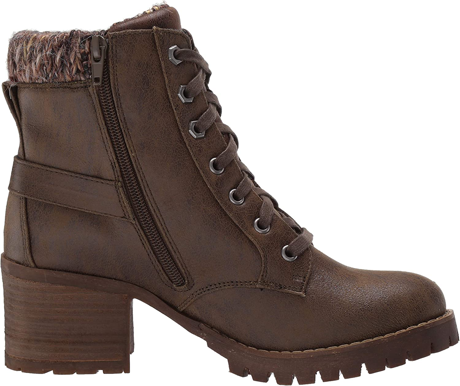 Carlos by Carlos Santana Women's Gibson Ankle Boot Forest
