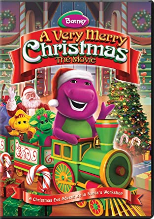 Very Merry Christmas.Amazon Com Barney A Very Merry Christmas The Movie