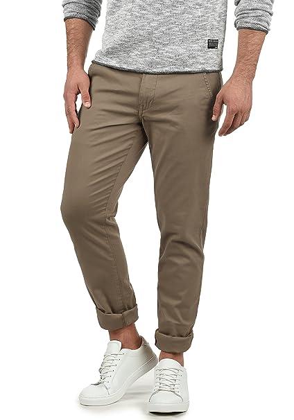 65ba9766153a3 Shine Original Belfo Pantalón Chino Pantalones De Tela para Hombre Slim  Fit  Amazon.es  Ropa y accesorios